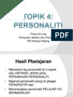 Personaliti