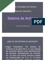 5.Sistema de Archivos