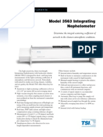 TSI 3563 Integrated Nephelometer