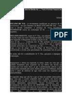MODELO DE IMPUGNAÇÃO EM AÇÃO DE NEGATIVAÇÃO INDEVIDA.docx