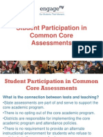Student Participation Slides