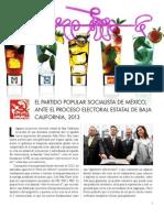 Posicion Proceso Baja California