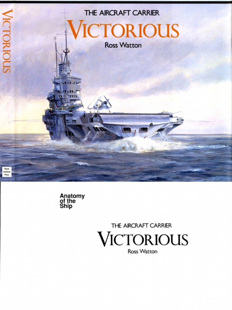 Conway Maritime Press] [Anatomy of the Ship] Aircraft Carrier Victorious