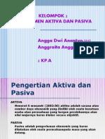 Ppt Manajemen Dana Bank-Aktiva Pasiva