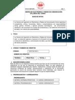 Base de Datos 2012 2013