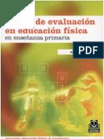 Tareas de evaluacion en la educacion fisica en enseñanza primaria