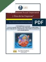 Responsabilidad Social Empresarial y Etica de Las Empresas