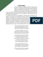 Vanguardia significaba innovar o liberar la cantidad de reglas y estamentos que ya estaban establecidos por los movimientos anteriores.docx
