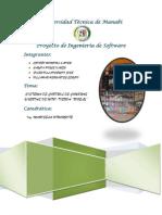 Proyecto Con El Modelo Estructurado
