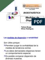 Medidas de Dispersion.[1]