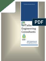 TEC MEP Detailed Design Services Quotation