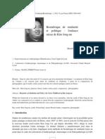 Article Kim Jong Un 30-04-2012 Prof Raoul Perrot
