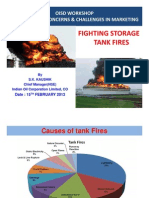 Fighting Storage Tank Fires