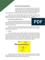 PRINT Interaksi Radiasi Dengan Materi