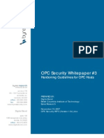 OPC Security WP3