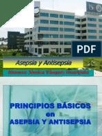 Asepsia en Quirfano
