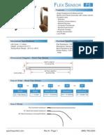 FS Series Flex Sensor
