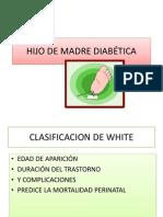 Expo Hijo de Madre Diabetica