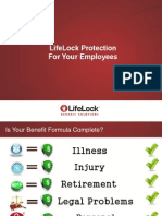 LifeLock Presentation - How LifeLock Works