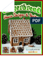 23 Gingerbread House Designs and Recipes