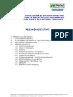 01.0 Memoria Descriptiva y 3.0 Conclusiones Del Estudio de t