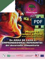 Mujeres Rom Pen Barrera s