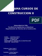 PRESENTACIÓN CONSTRUCCION II