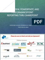 Power View Reporting