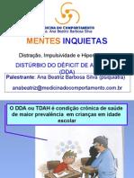 Mentes Inquietas .Ppt
