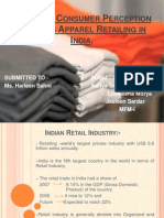 apparel industry in india
