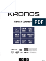 KRONOS Manuale in Italiano