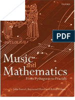 Music and Mathematics