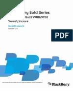 BlackBerry Bold Series 9900