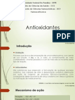 Antioxidantes Trabalho (1)