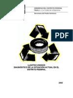 LLANTAS USADAS DIAGNÓSTICO DE LA SITUACIÓN ACTUAL EN EL D.F..pdf
