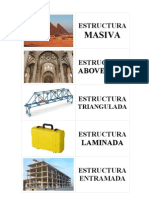 FICHAS Estructuras