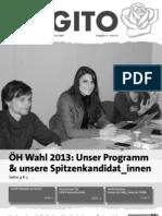 Cogito - Ausgabe 4 (Sommersemester 2013)