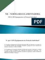 EPI (Equipamentos de Proteção Individual Parô