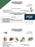 120467396 14 Proiectarea Pe Unitati de Invatare Planificare Cultura Civica Vii