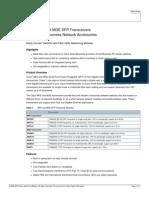 Data Sheet Transciever