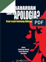 Pembaharuan Tanpa Apologia HR