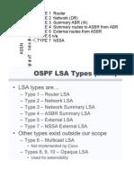OSPF Network Types