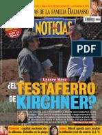 ¿El Testaferro de Kirchner?