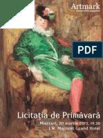 Catalog Primavara 2013