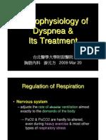 Pa Tho Physiology of Dyspnea & Its Treatment-20090320