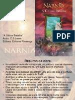 Ficha de Leitura-As Cronicas de Narnia-Acabado