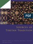 Sources of Tibetan Tradition - Timeline of Tibetan History