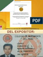 Exposicion O-d Cuzco 2012