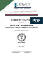 Mossad Intelligence Report - February 2012