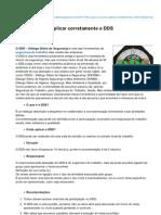 Temseguranca.com-O Que e Como Aplicar Corretamente o DDS